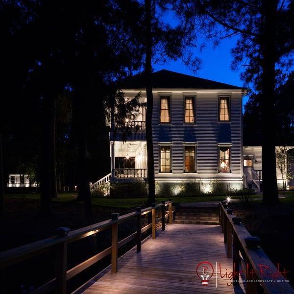 New Ulm, TX LED Landscape Lighting